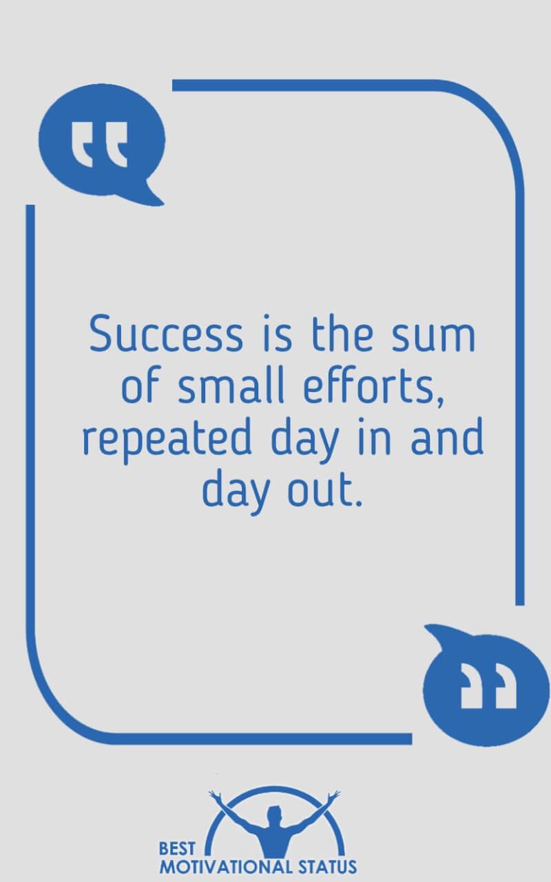 Best Motivational Status For Student