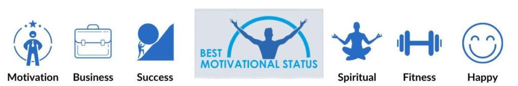 Best Motivational Status Bar