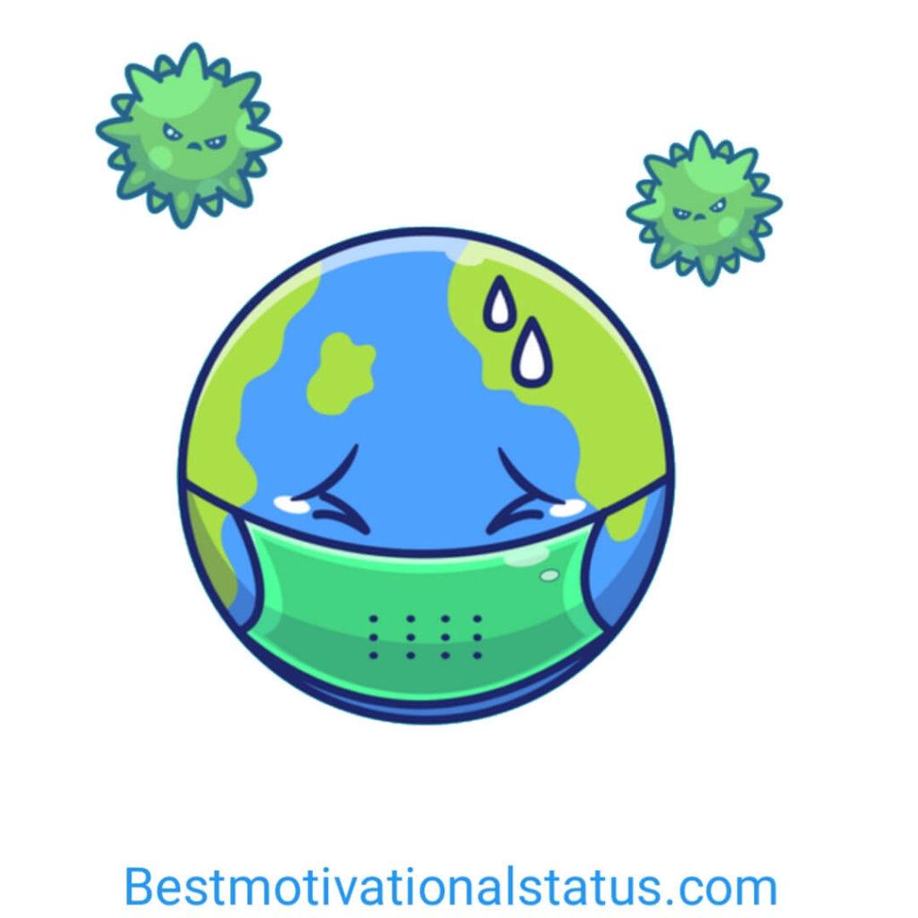 Coronavirus world images
