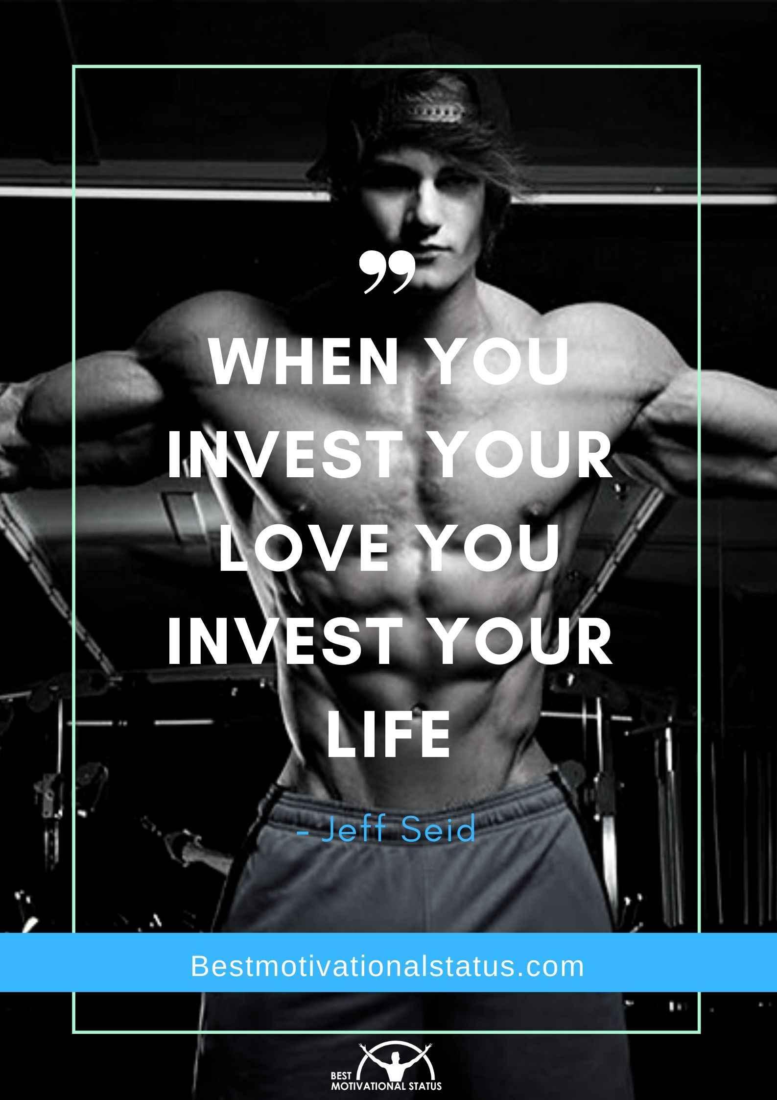 Jeff Seid Motivation Quotes images