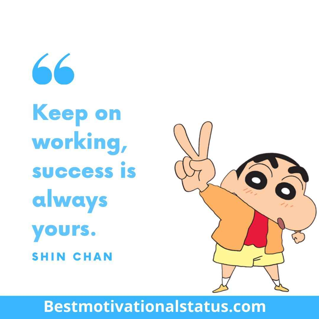 Shin Chan Quotes