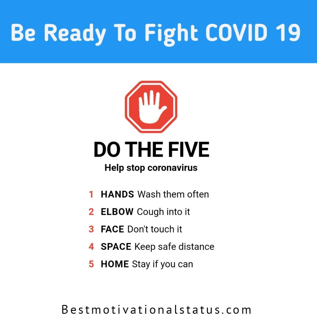 Coronavirus Quotes UK
