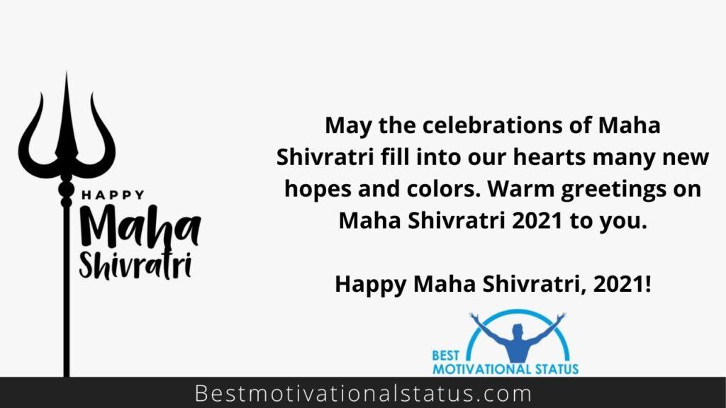 lord shiva maha shivratri quotes 2021